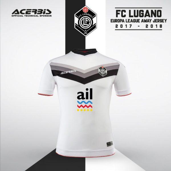 Maglia Ufficiale Europa League bianca