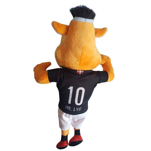 NEW! Peluche Mascotte FCL Mr. LVG 1