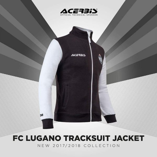 Felpa Ufficiale FC Lugano 17/18